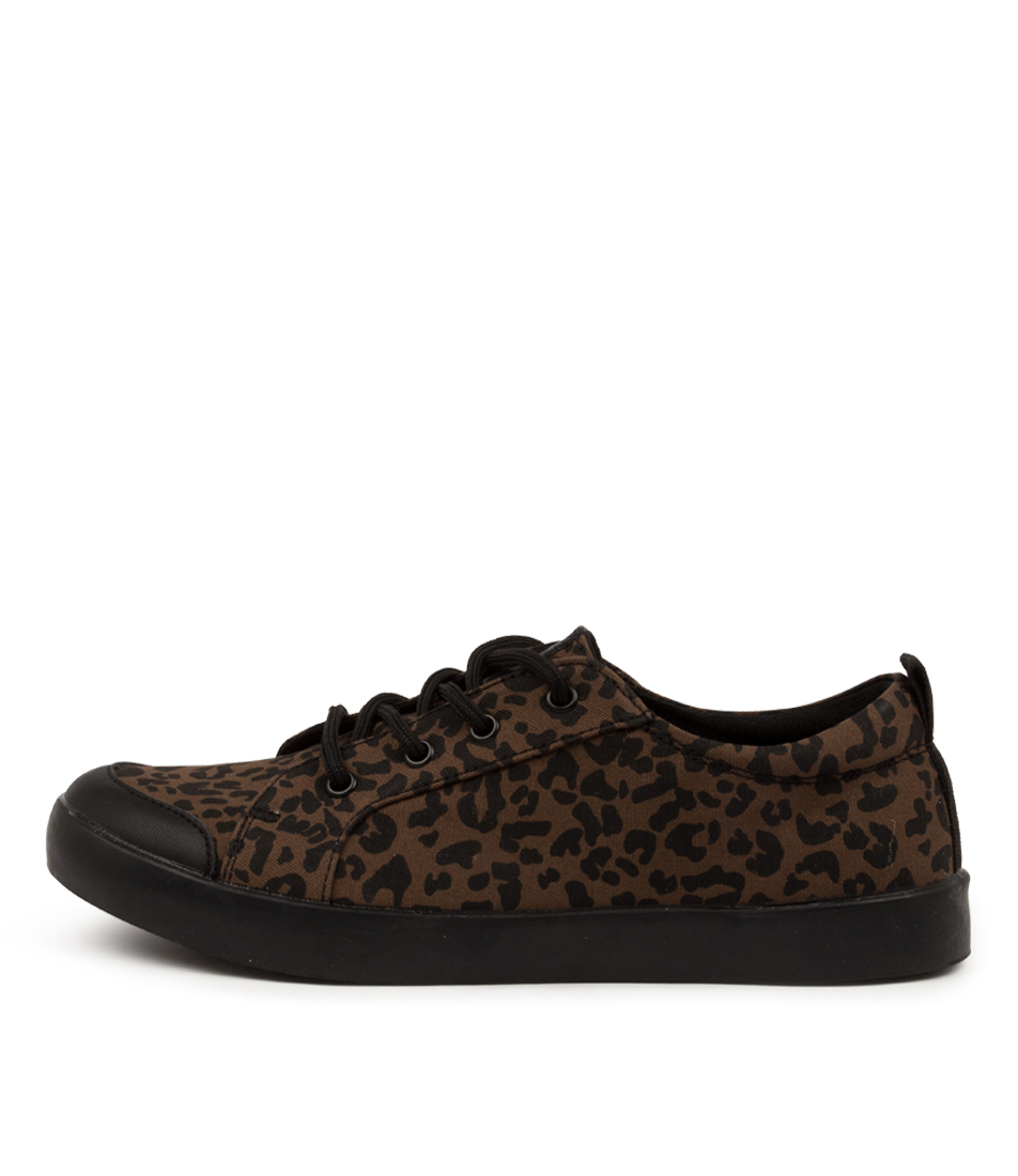 Buy Colorado Emberlyn Cf Black Leopard Sneakers online with free shipping