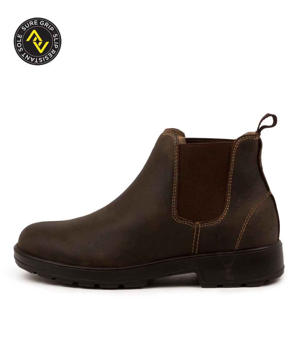 Buy Colorado Clydesdale Cf Dk Brown Ankle Boots online with free shipping