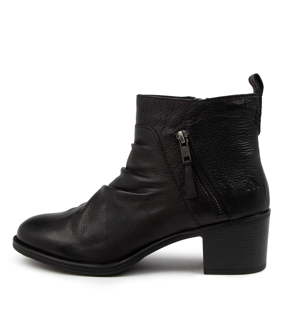 Buy Colorado Calgoa Cf Black Ankle Boots online with free shipping