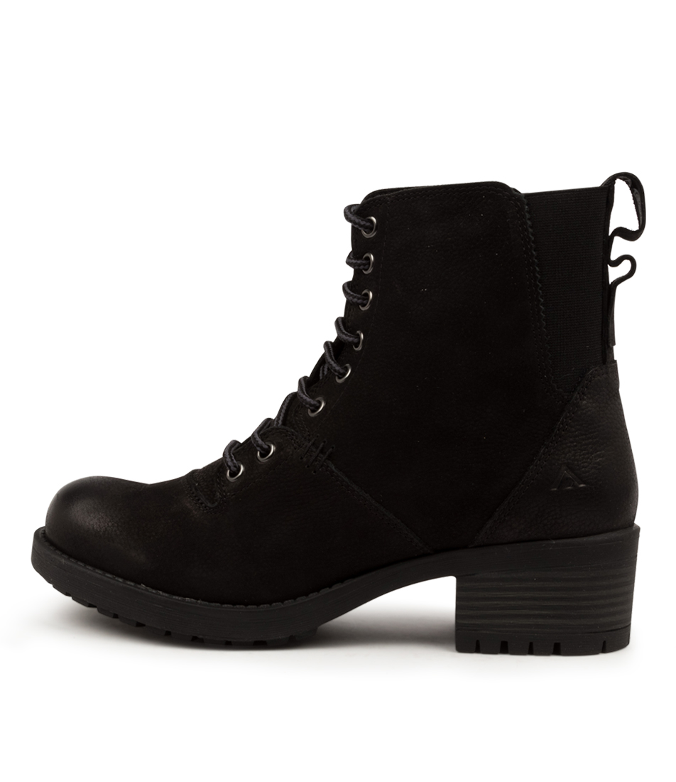 Buy Colorado Farina Cf Black Ankle Boots online with free shipping