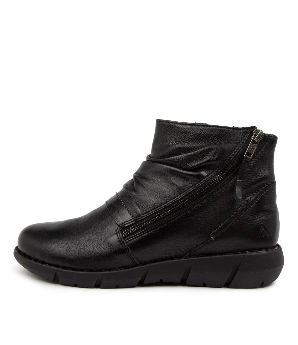 Buy Colorado Forcett Cf Black Ankle Boots online with free shipping