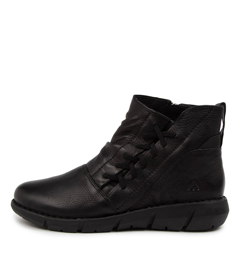 Buy Colorado Foresey Cf Black Ankle Boots online with free shipping
