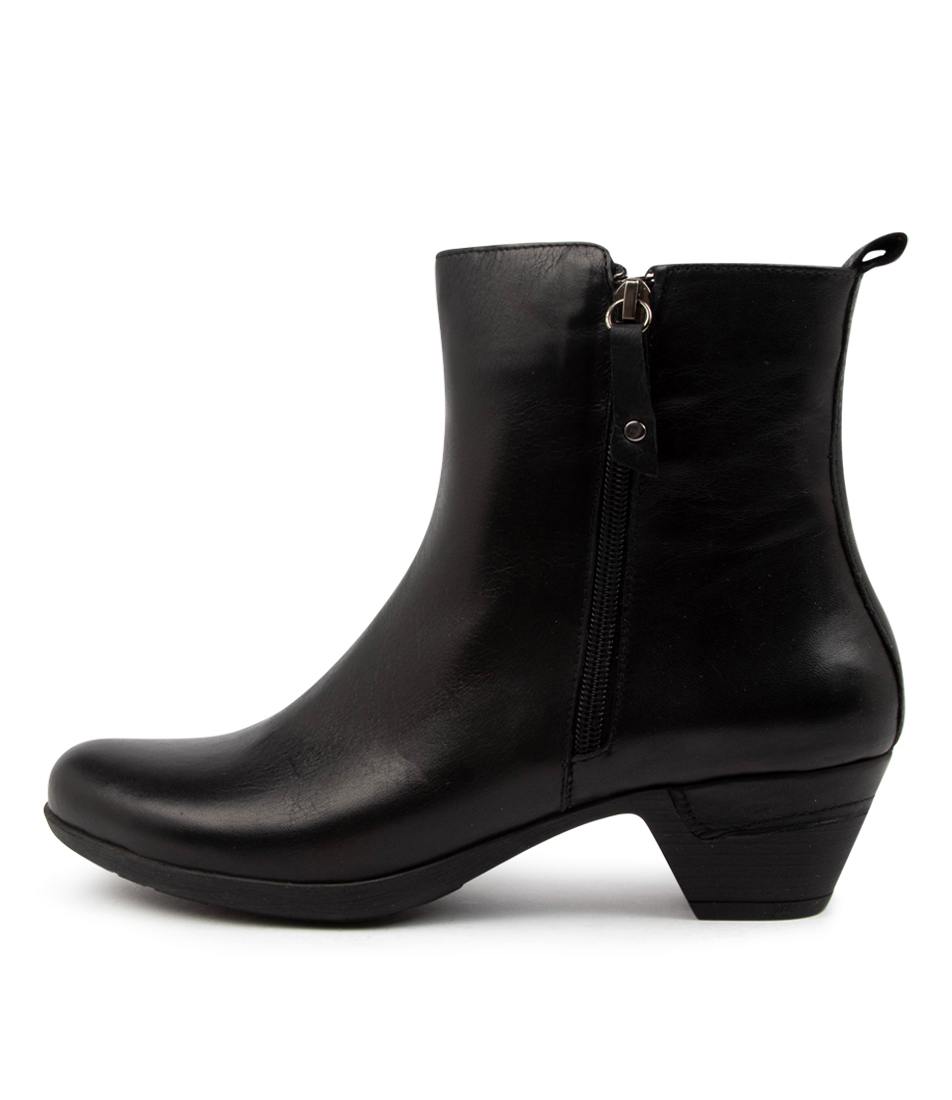 Buy Colorado Lacae Cf Black Ankle Boots online with free shipping