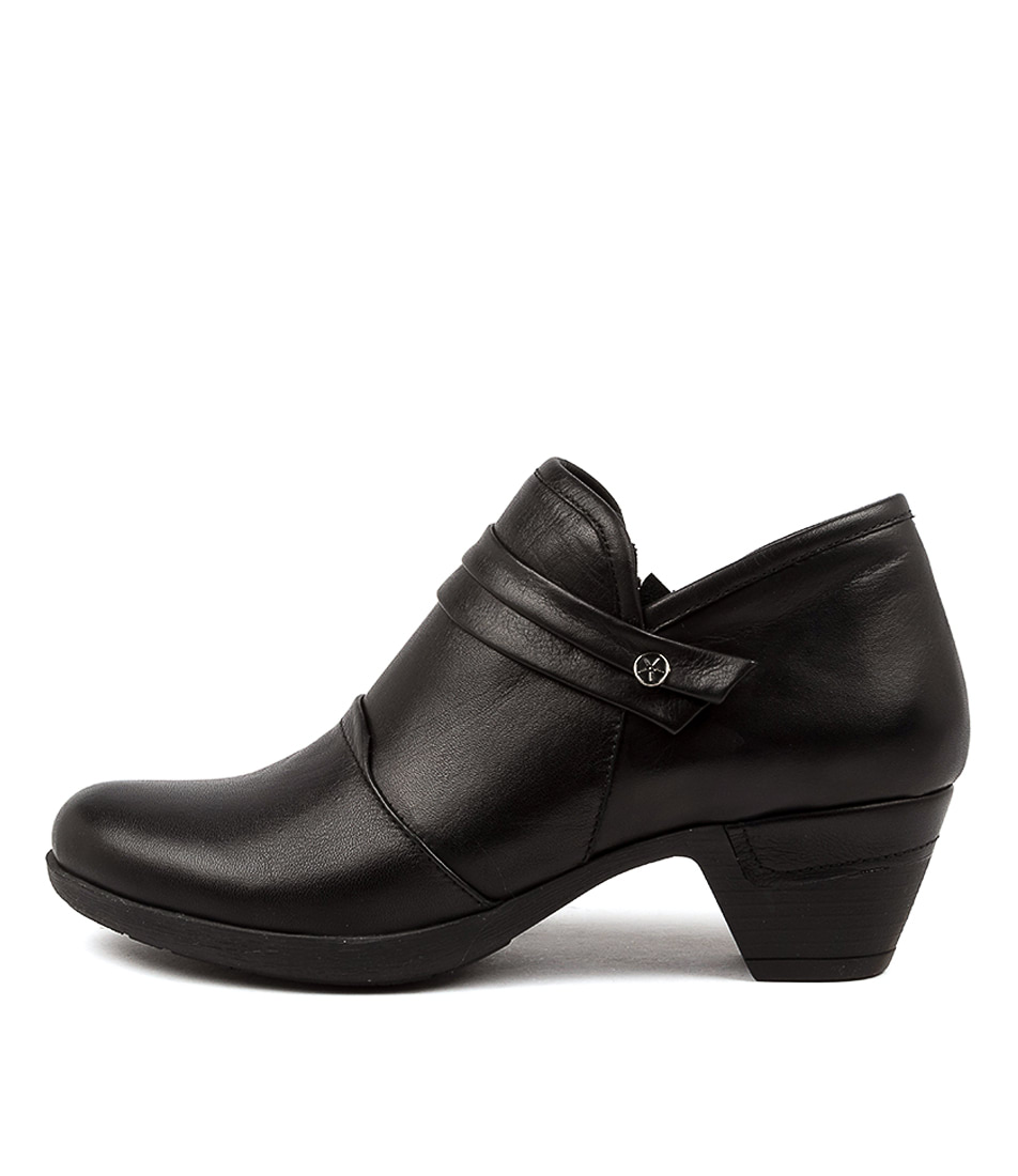 Buy Colorado Lennia Cf Black Ankle Boots online with free shipping