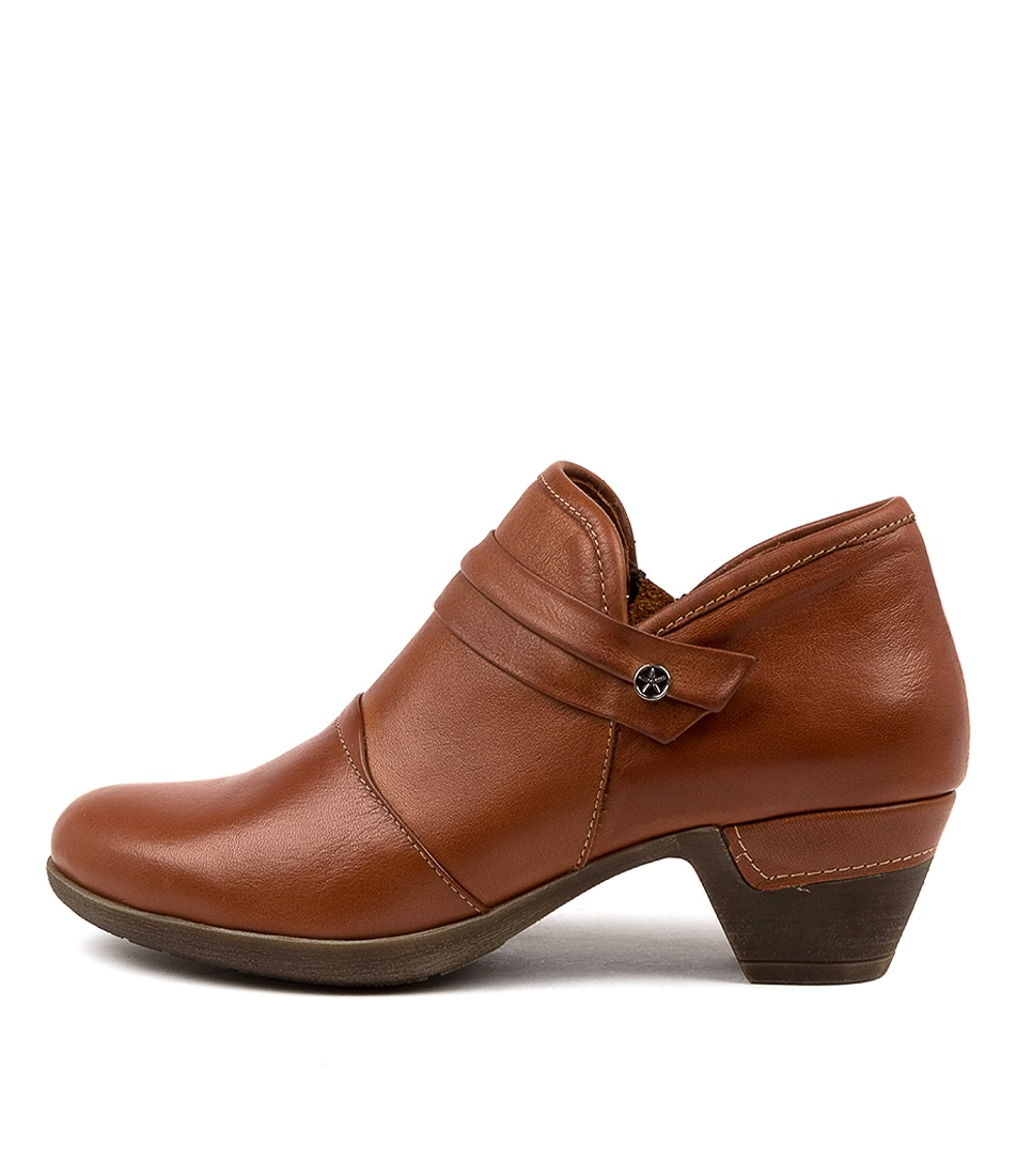 Buy Colorado Lennia Cf Cognac Ankle Boots online with free shipping