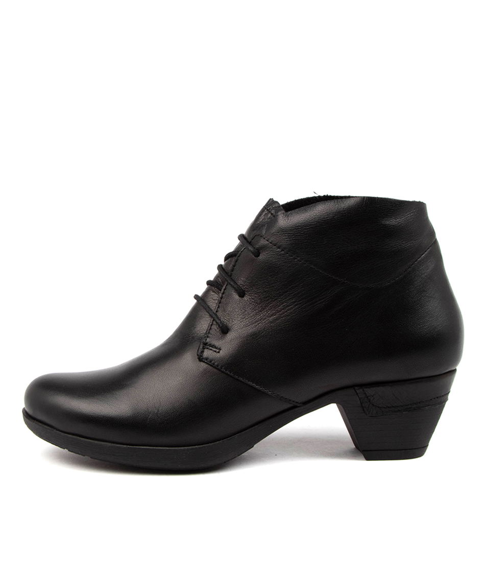 Buy Colorado Liabirrd Cf Black Ankle Boots online with free shipping