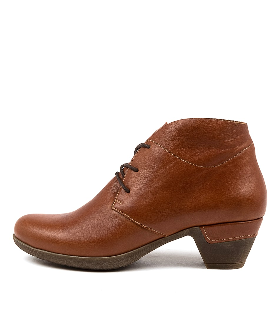 Buy Colorado Liabirrd Cf Cognac Ankle Boots online with free shipping