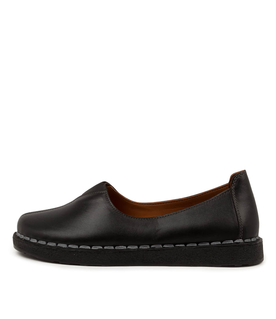 Buy Colorado Lurleen Cf Black Flats online with free shipping