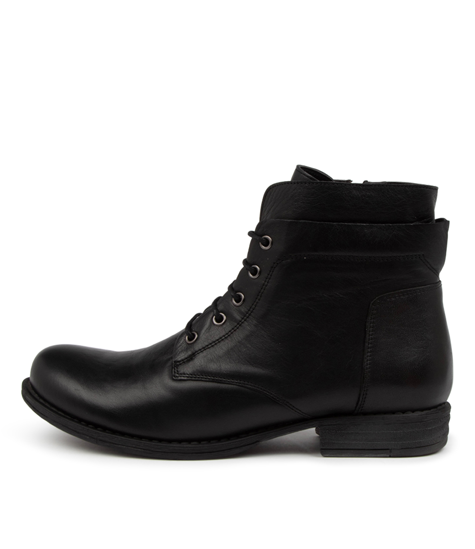 Buy Colorado Ernest Cf Black Ankle Boots online with free shipping