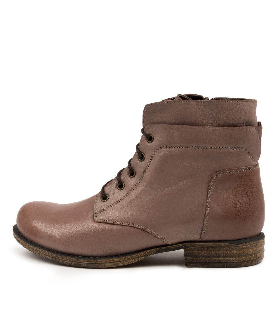 Buy Colorado Ernest Cf Taupe Ankle Boots online with free shipping