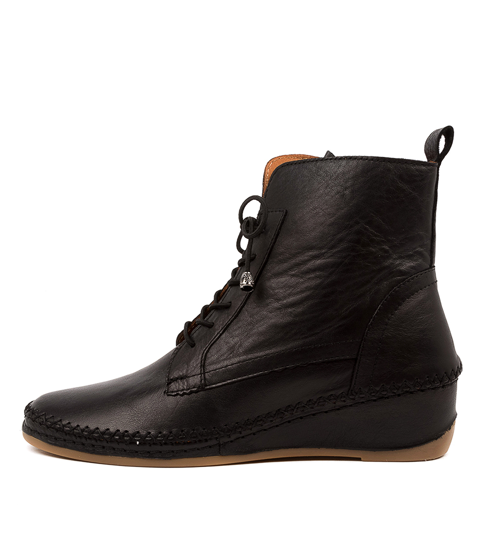 Buy Colorado Arlow Cf Black Ankle Boots online with free shipping