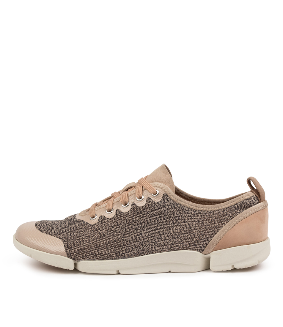 Buy Clarks Triamelia Lace W Ck Blush Sneakers online with free shipping
