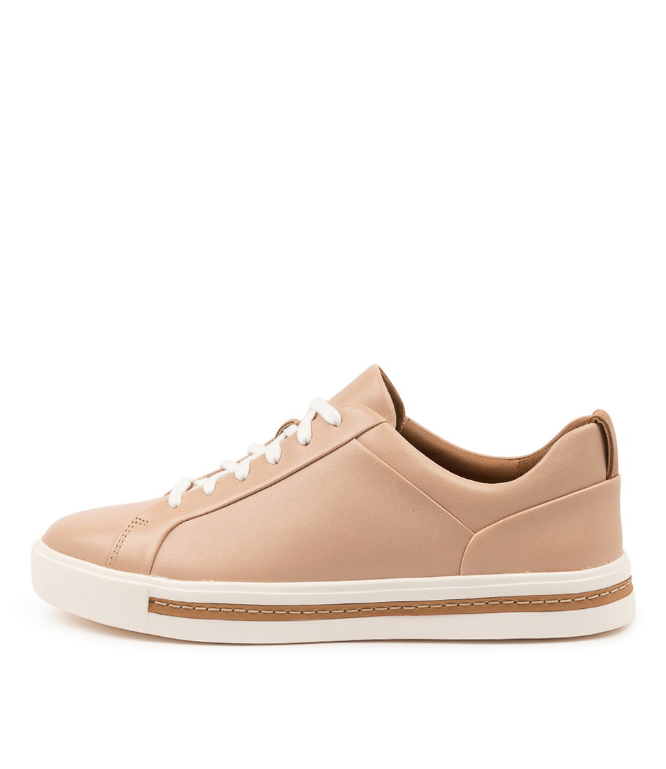 Buy Clarks Un Maui Lace W Ck Blush Sneakers online with free shipping