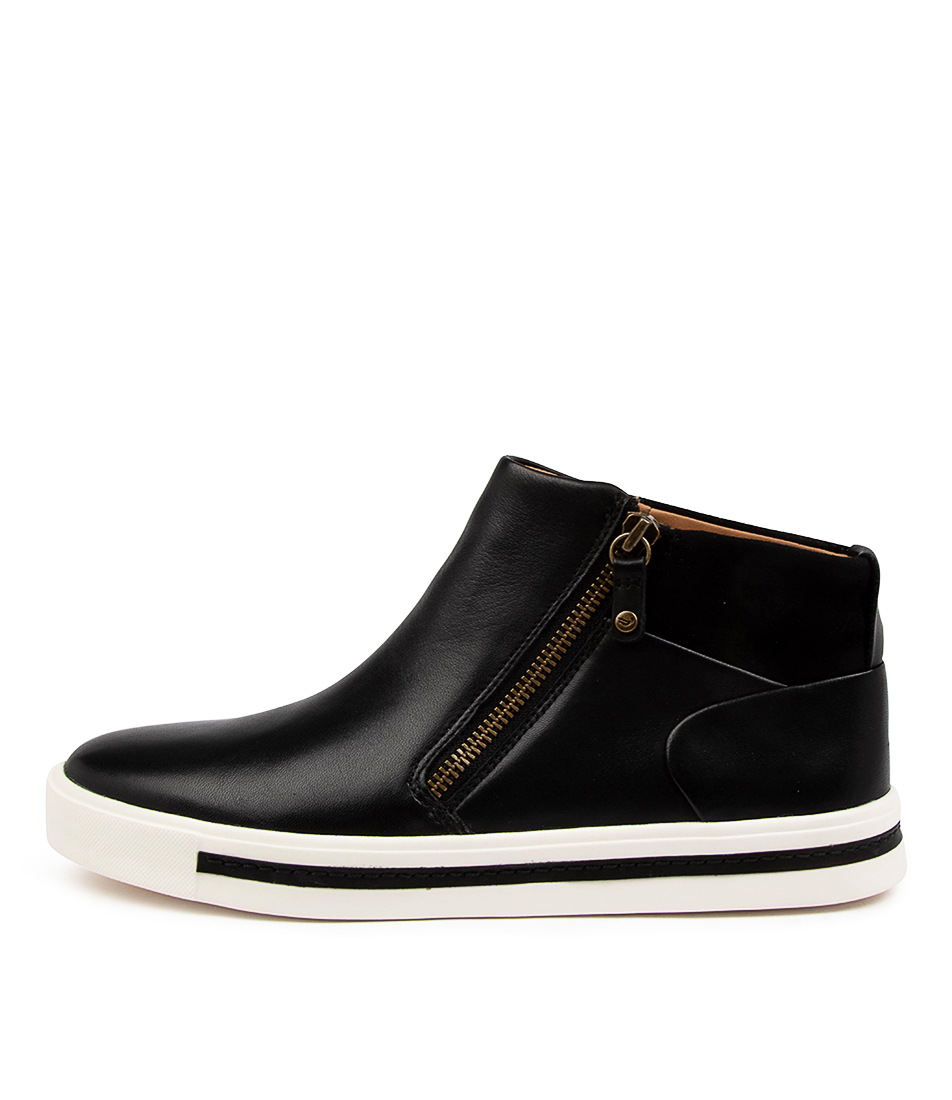 Buy Clarks Un Maui Free W Ck Black Flats online with free shipping