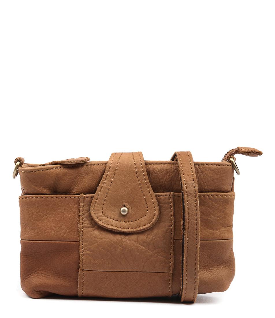 Condura Leather 17 534 Le3552 Tan Cross Body Bag