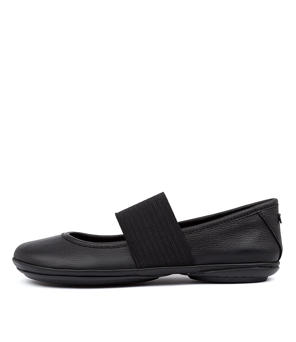 Buy Camper Right Nina Ballet Black Flats online with free shipping