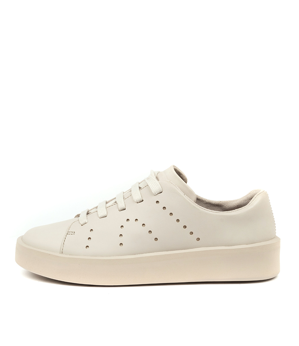 Buy Camper Courb Light Beige Sneakers online with free shipping