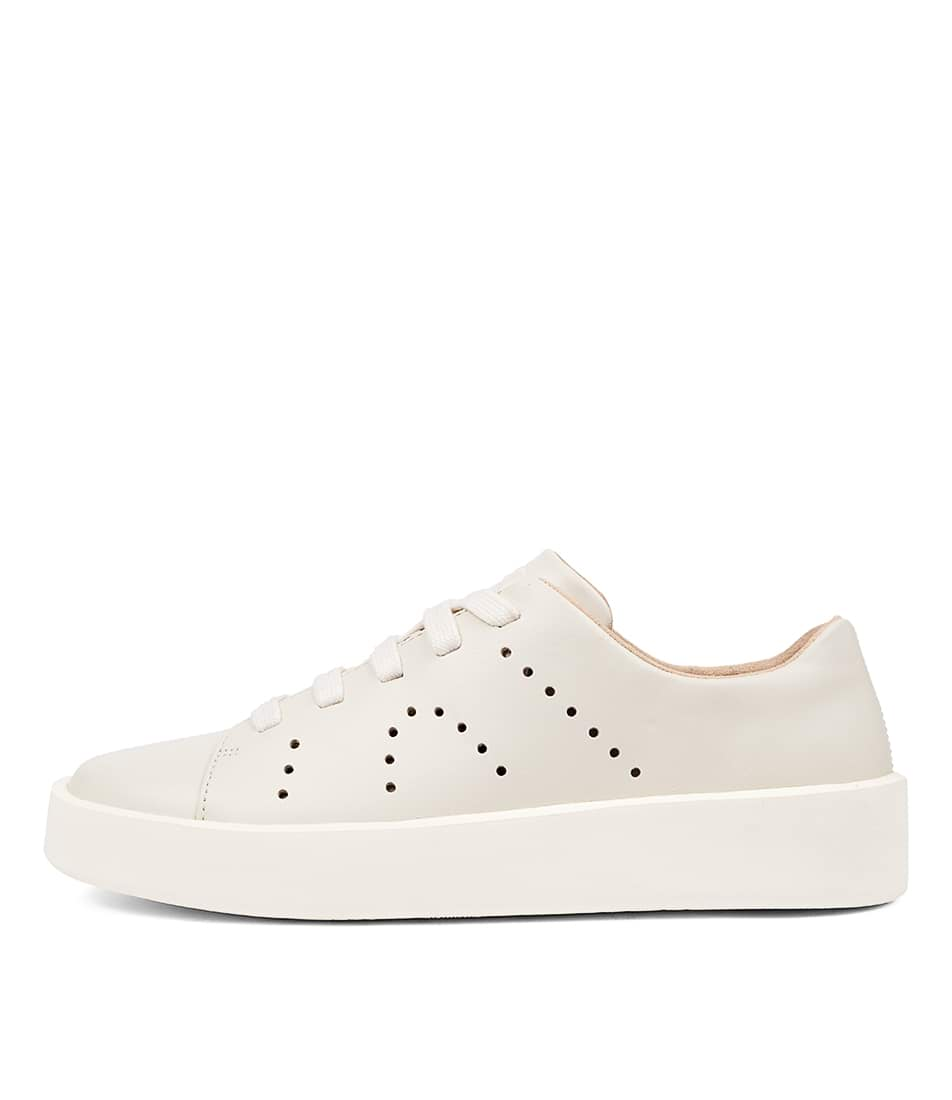 Buy Camper Courb White Sneakers online with free shipping
