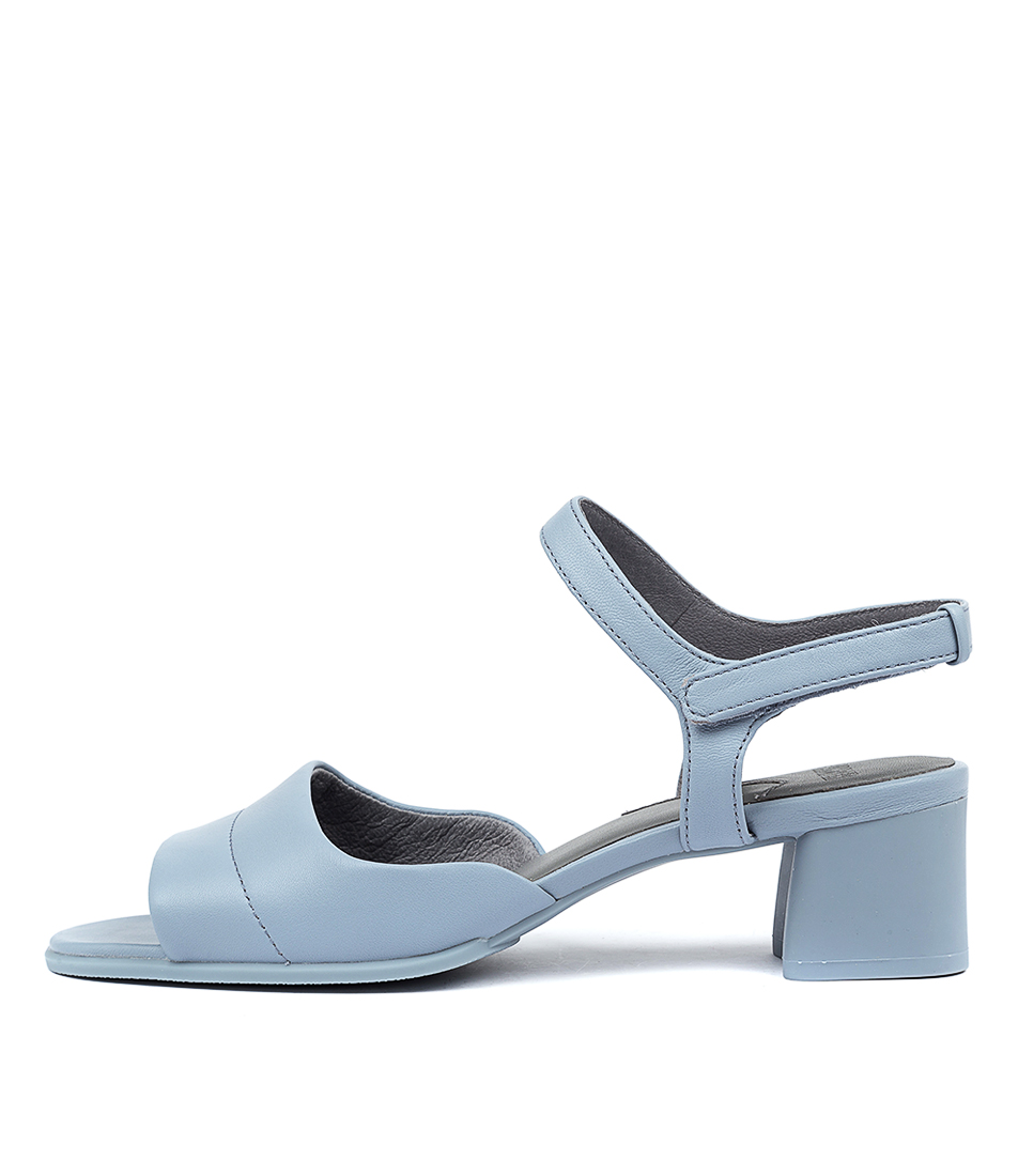 Buy Camper Katie Heeled Sandal Blue Heeled Shoes online with free shipping