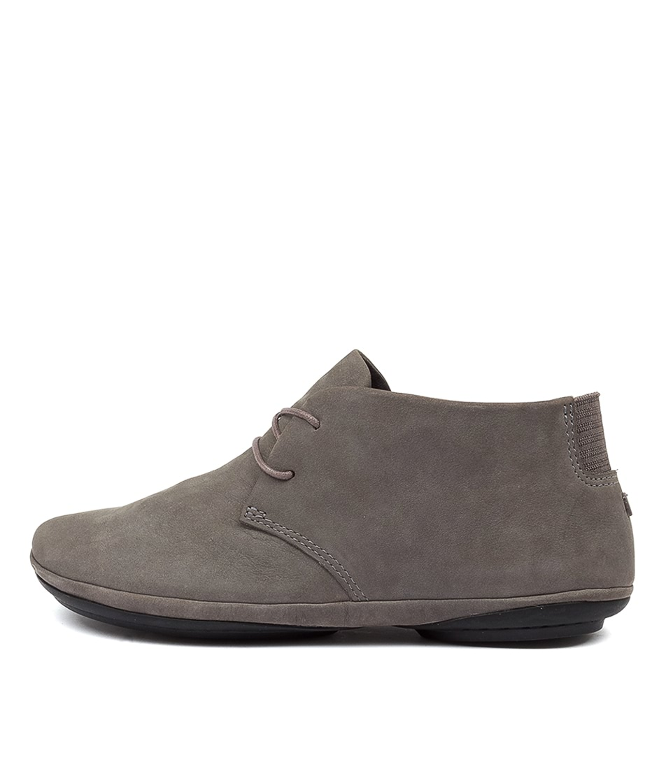 Buy Camper Right Nina 221 Cm Grey Ankle Boots online with free shipping