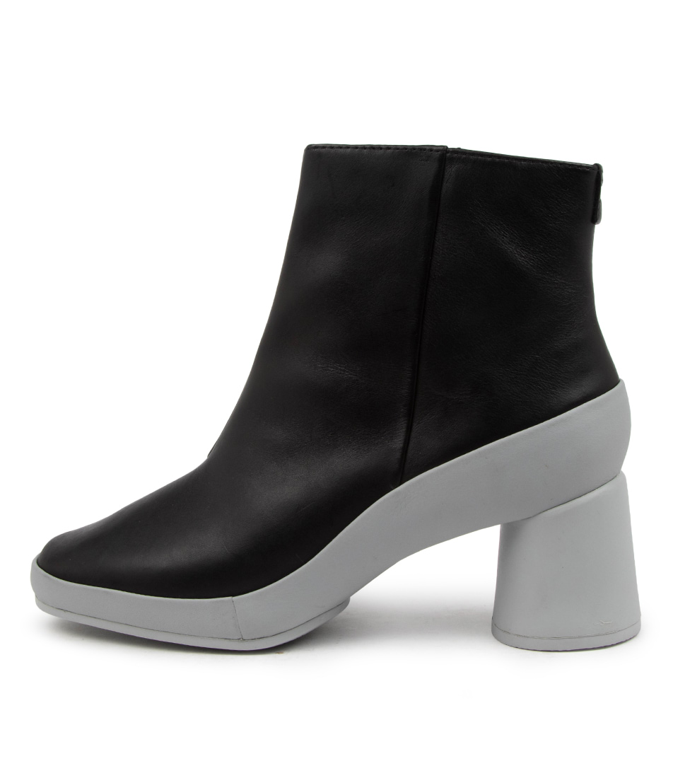 Buy Camper Upright Boot Cm Black Grey Sole Ankle Boots online with free shipping
