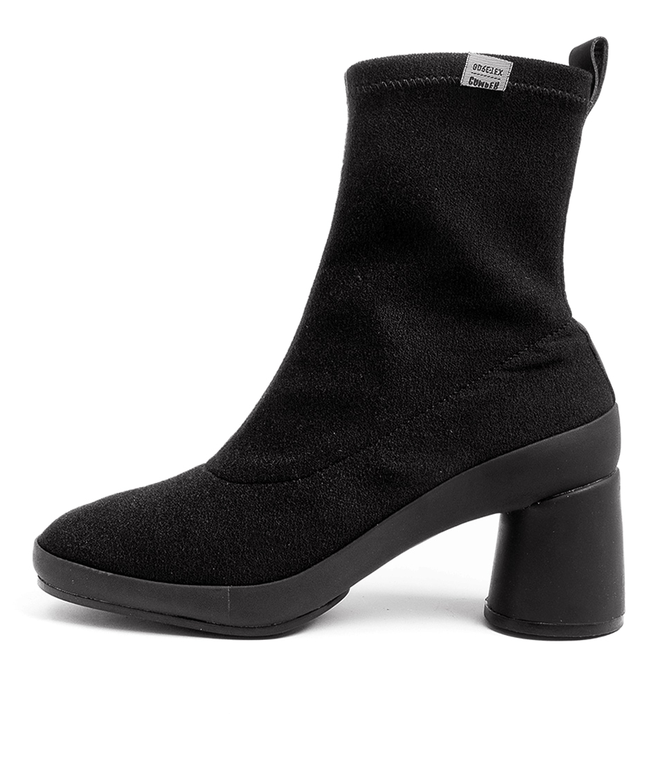 Buy Camper Upright 070 Cm Black Casual Ankle Boots online with free shipping