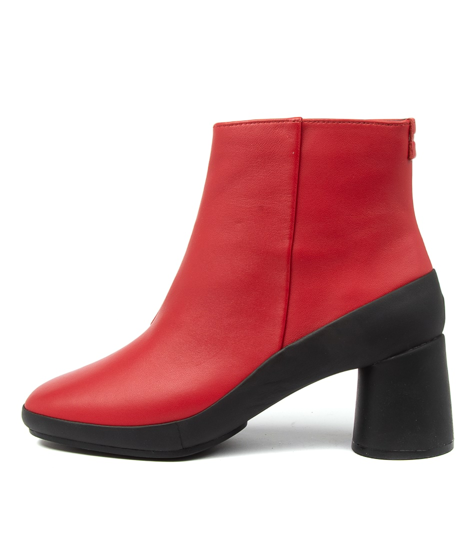 Buy Camper Upright 371 Cm Medium Red Dress Casual Ankle Boots online with free shipping