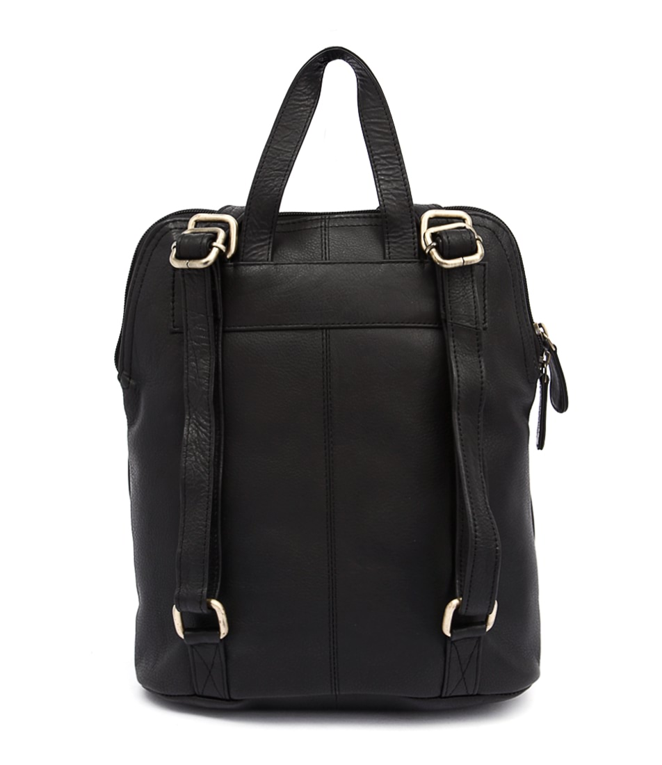 Condura Leather 2524 Black Bags