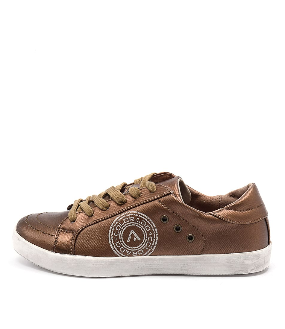 Colorado Electric Cf Bronze Sneakers