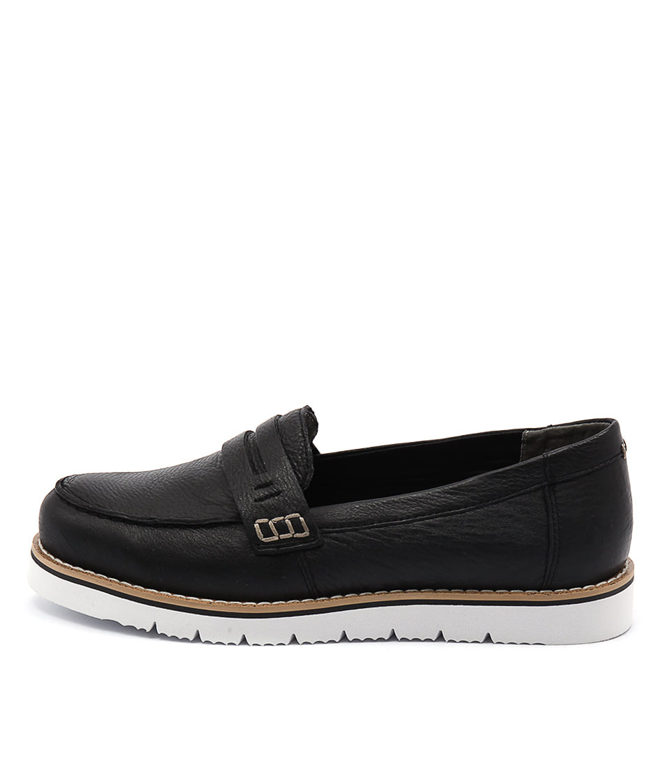 Colorado Dailey Cf Black Flat Shoes