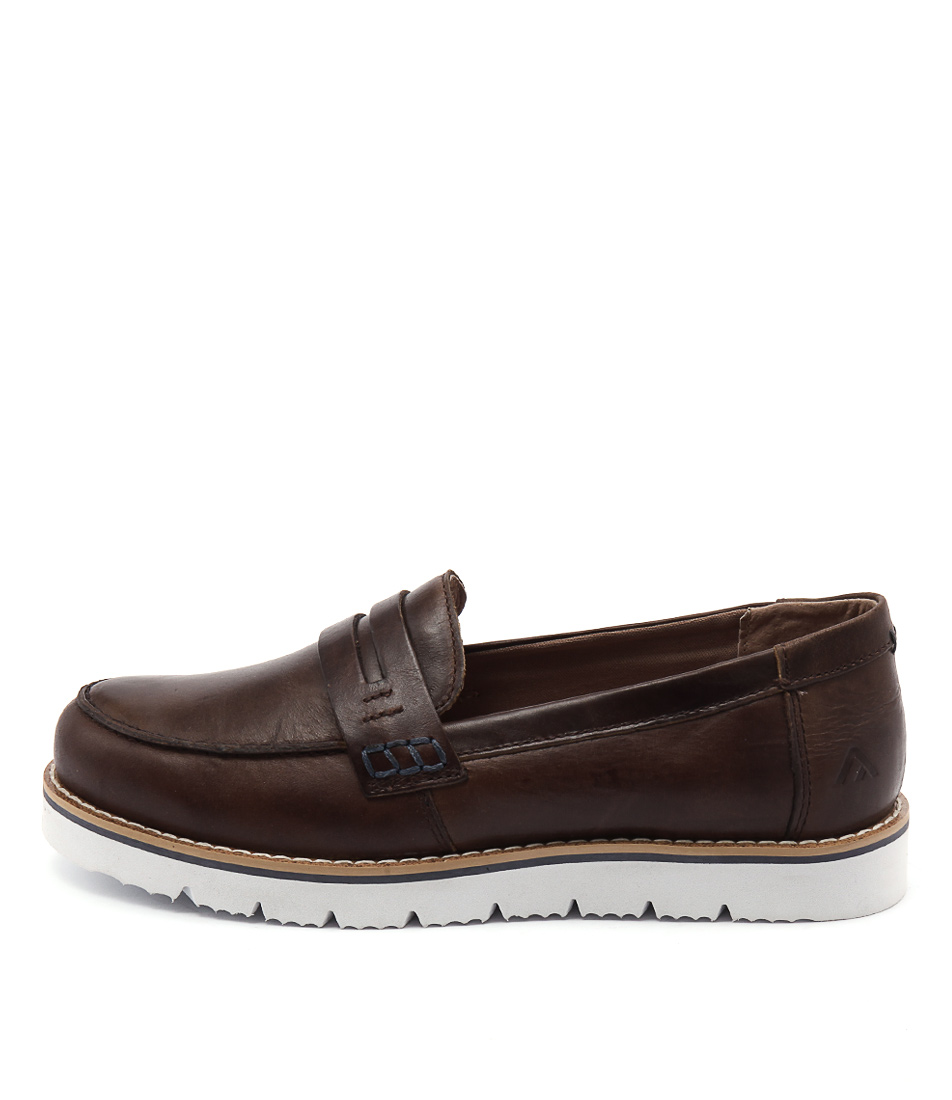 Colorado Dailey Cf Brown Flat Shoes