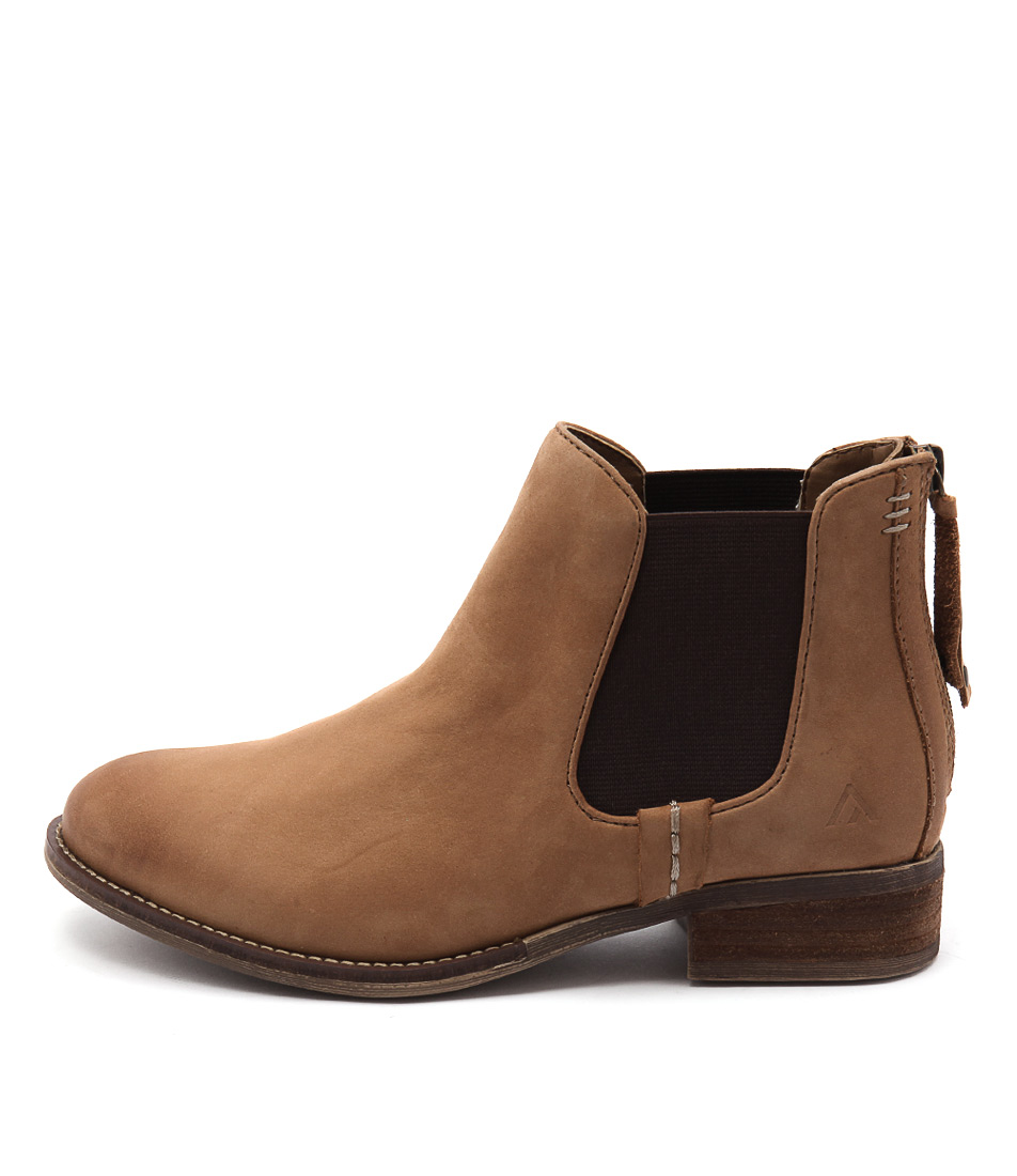 Colorado Dangerous Tan Ankle Boots
