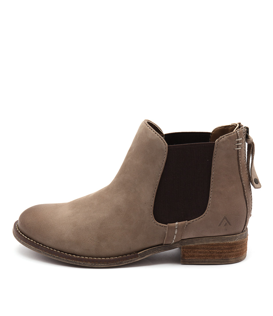 Colorado Dangerous Taupe Ankle Boots