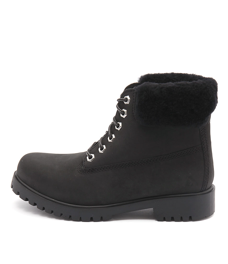Colorado Quincey Cf Black Ankle Boots