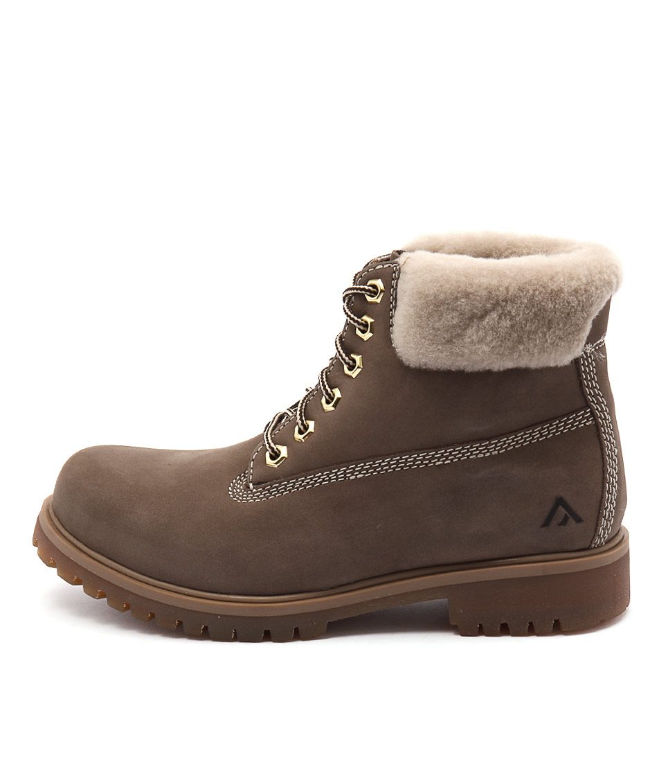 Colorado Quincey Cf Taupe Boots