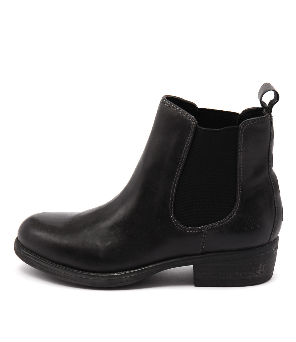 Colorado Fiction Cf Charcoal Ankle Boots