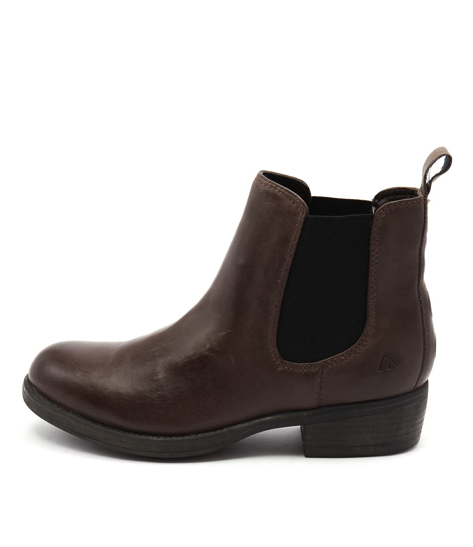 Colorado Fiction Cf Brown Ankle Boots