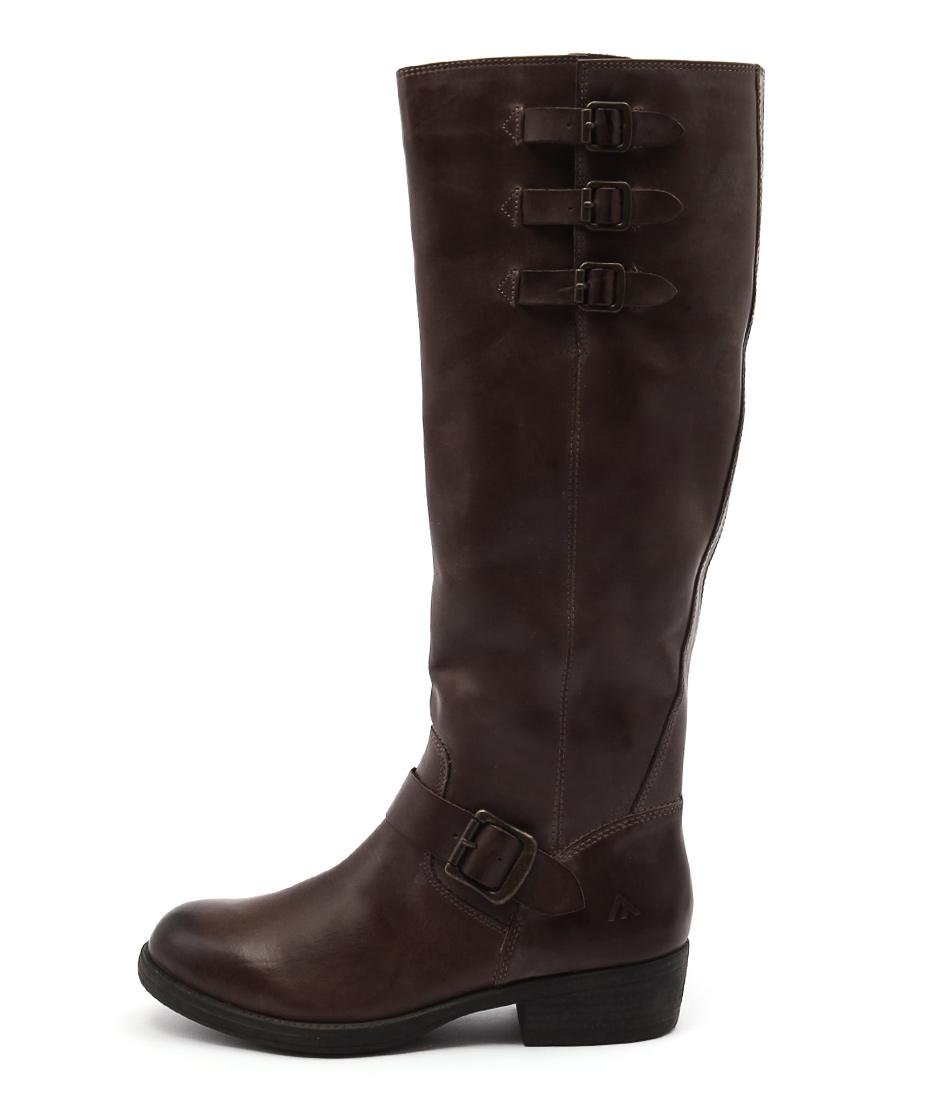 Colorado Fetch Brown Long Boots