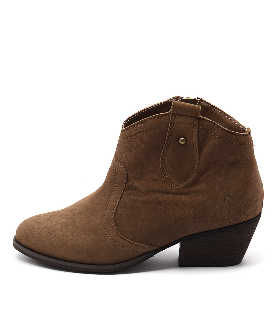 Colorado Wanted Cf Cognac Ankle Boots
