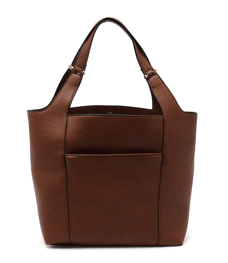 Cooper Street 177 Tan Bags