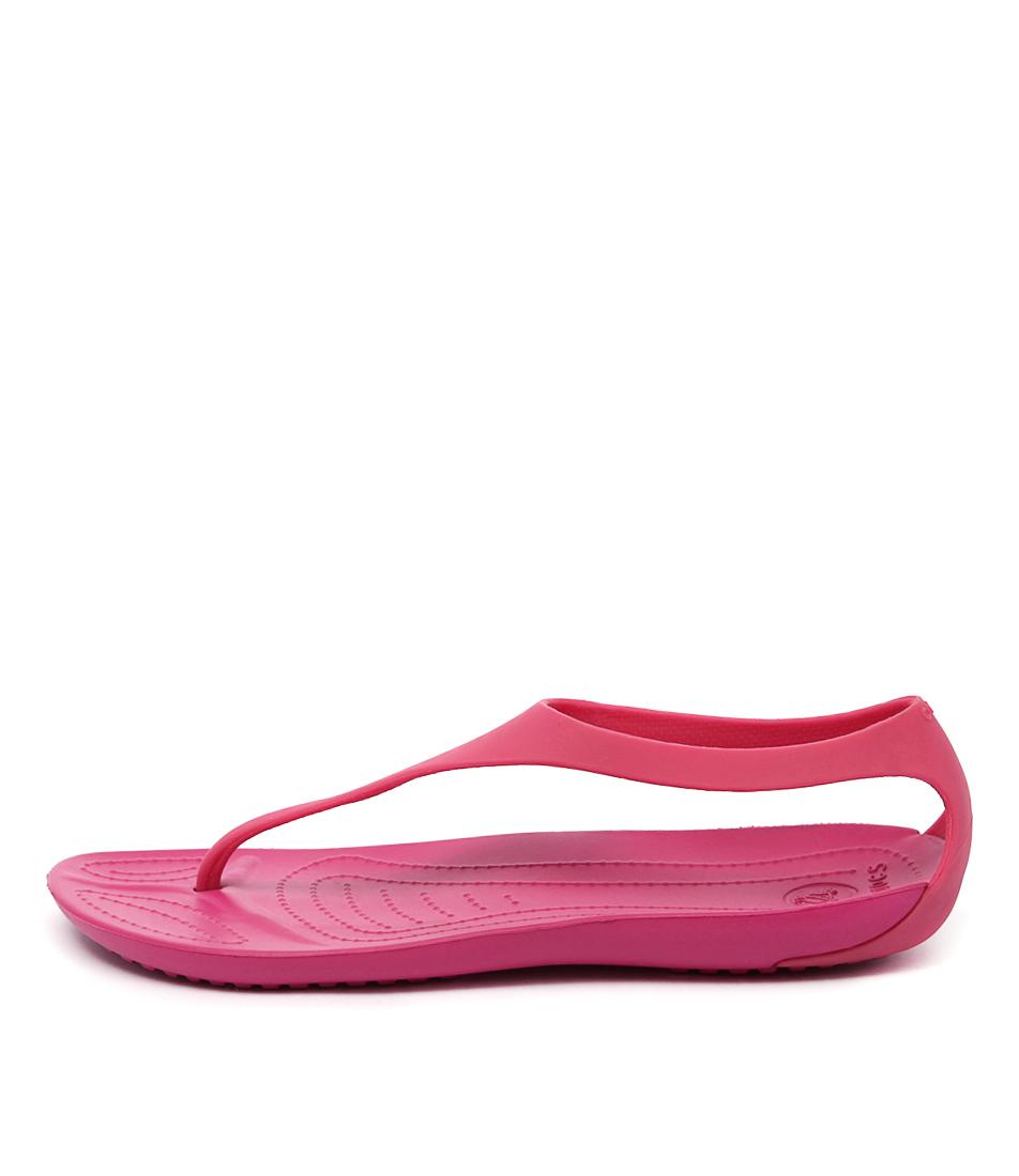 Crocs Sexi Flip Candy Pink Sandals