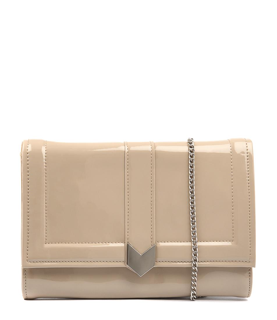 Diana Ferrari Chante Clutch Fawn Bags Clutch Bags