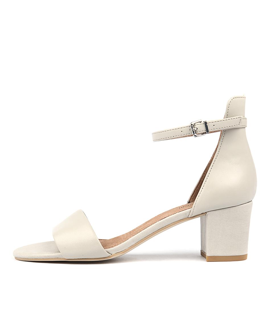 Diana Ferrari Soco Stone Casual Heeled Sandals