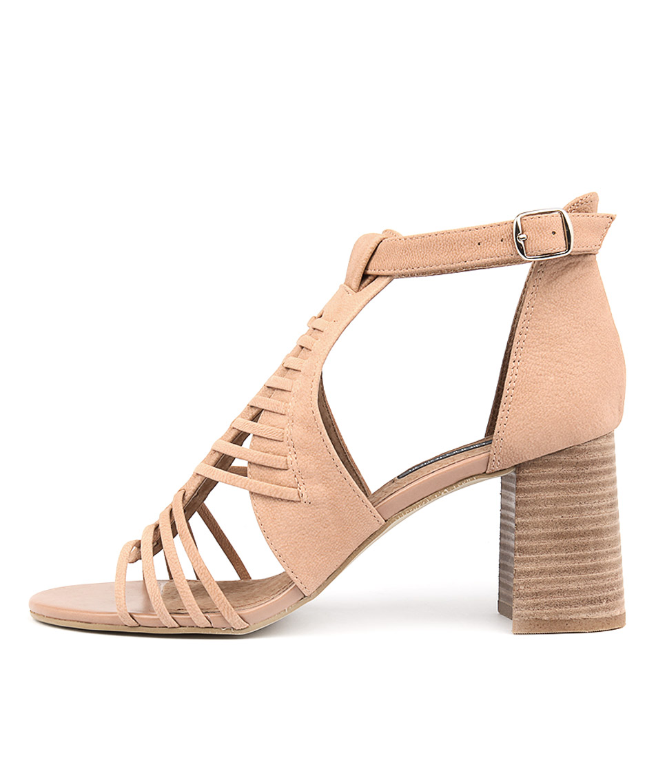 Diana Ferrari Darra Rose Casual Heeled Sandals