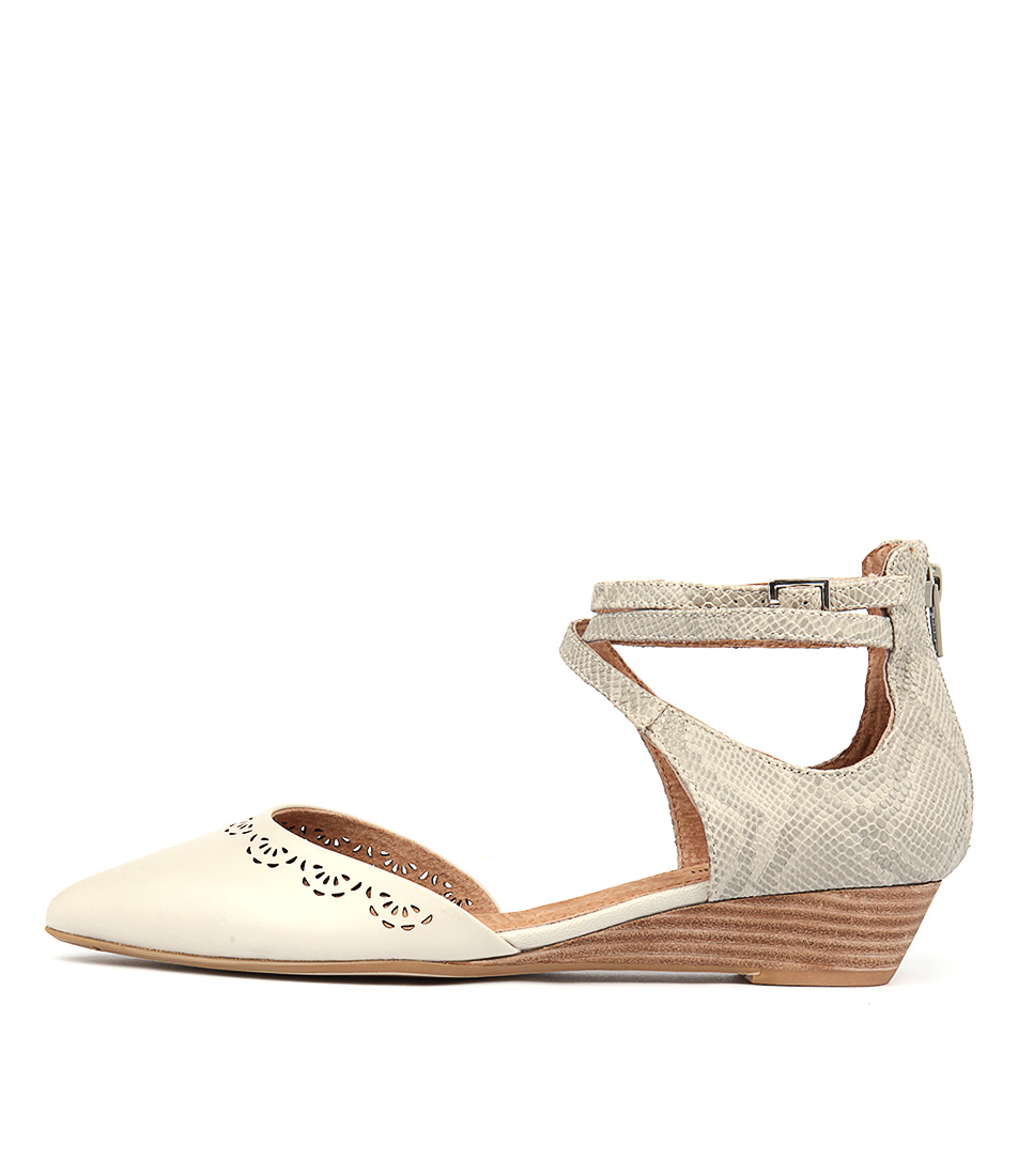 Diana Ferrari Pileni Stone Casual Flat Shoes