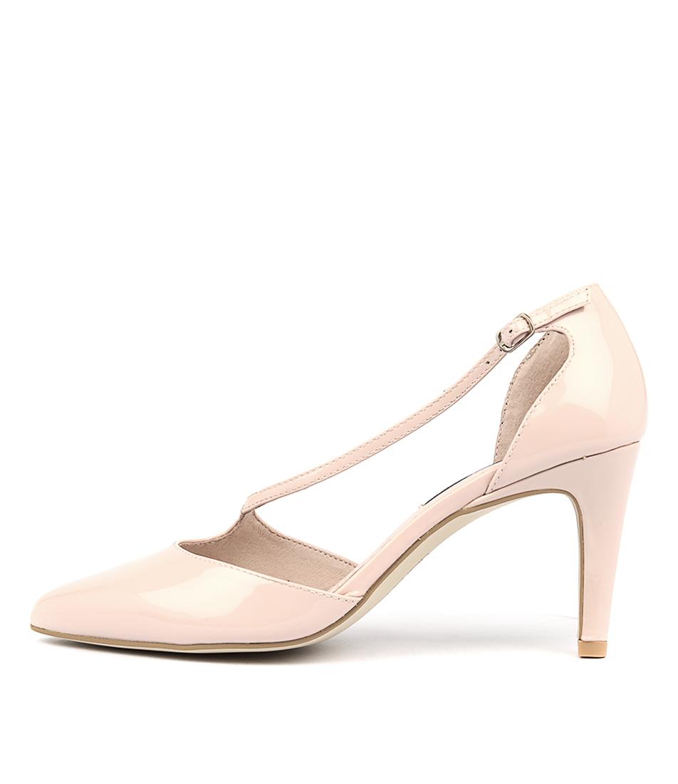 Diana Ferrari Toma Blush Heeled Shoes