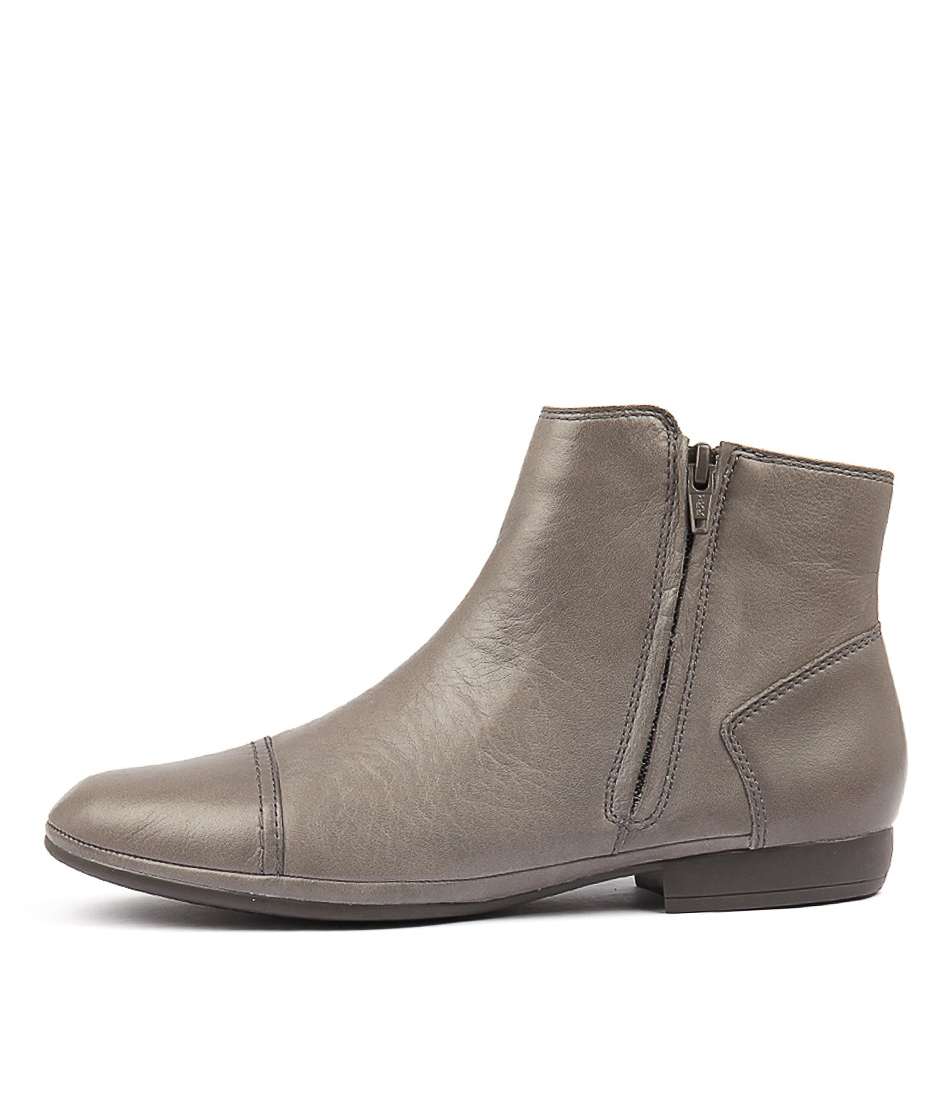 Buy Diana Ferrari Orville Df Grey Ankle Boots online with free shipping