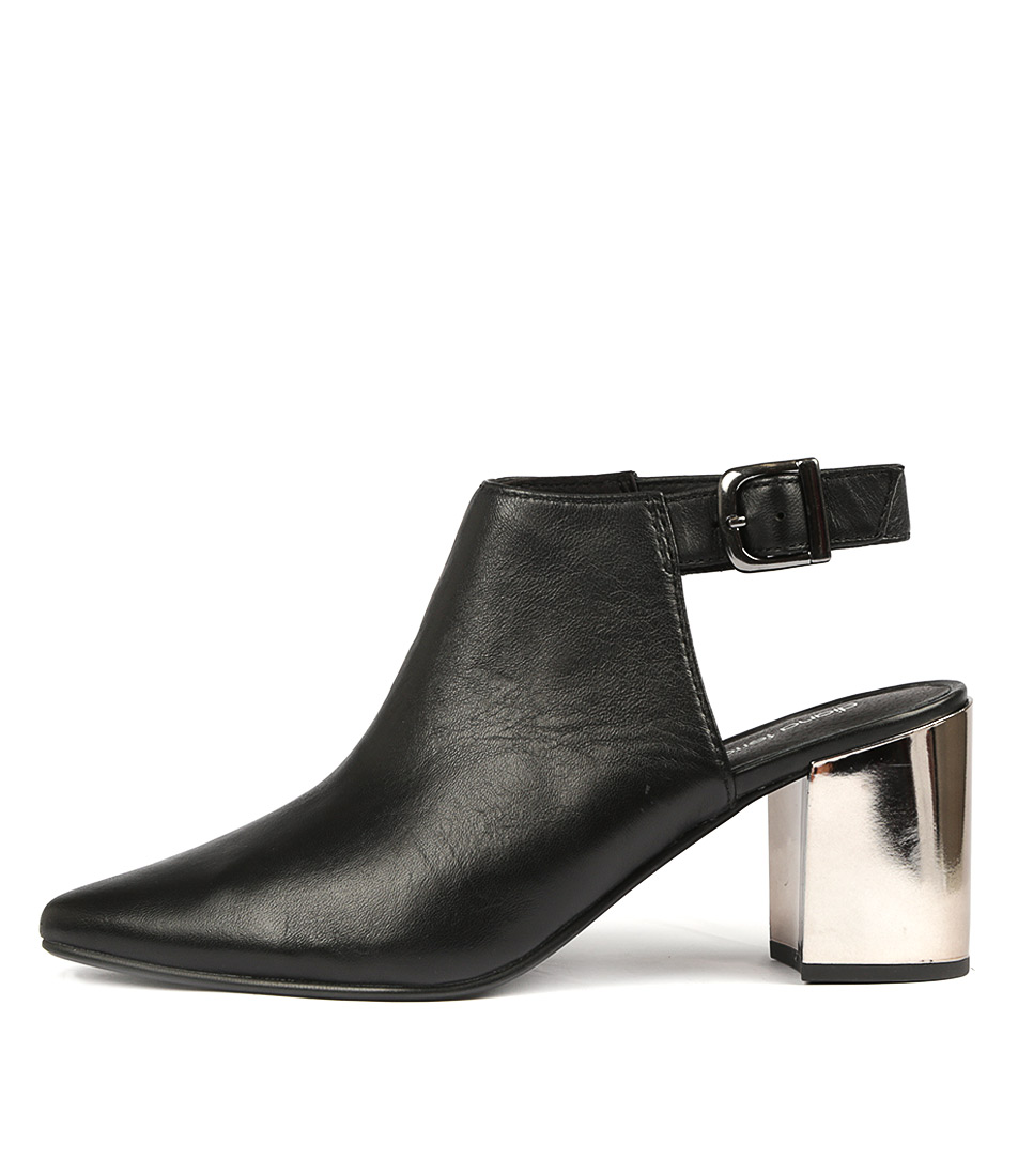Diana Ferrari Blysse Black Ankle Boots