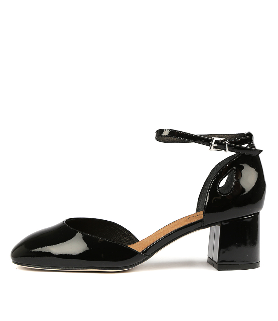Diana Ferrari Flori Black High Heels