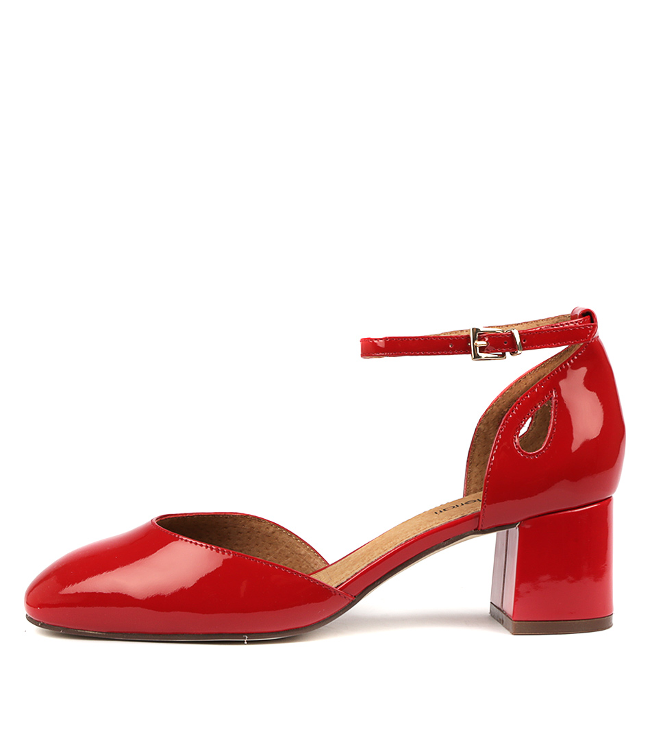 Diana Ferrari Flori Red High Heels